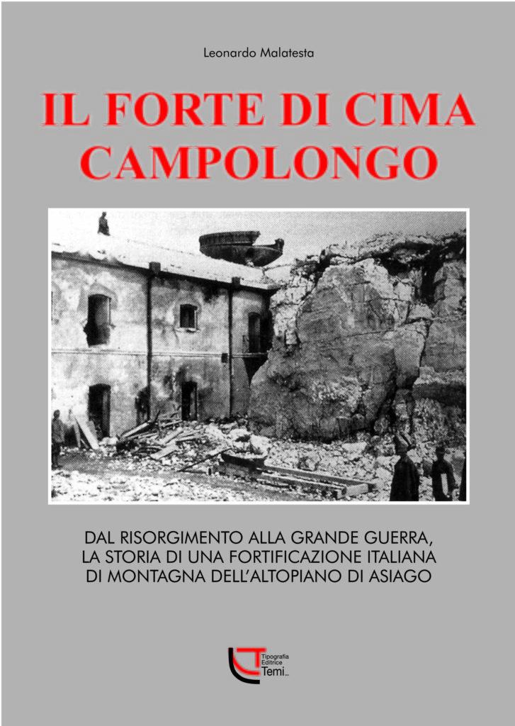 Copertina del Forte Campolongo