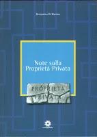 Note sulla proprietà privata