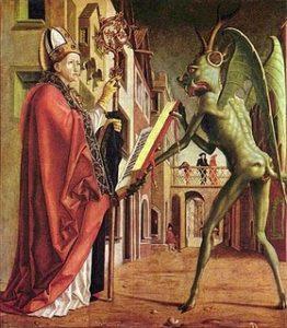 Religione e demone