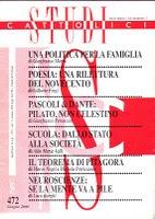 Studi Cattolici