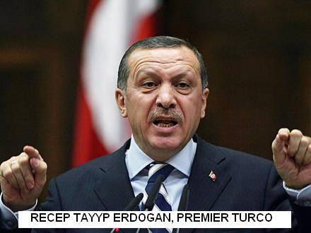 premier turco erdogan