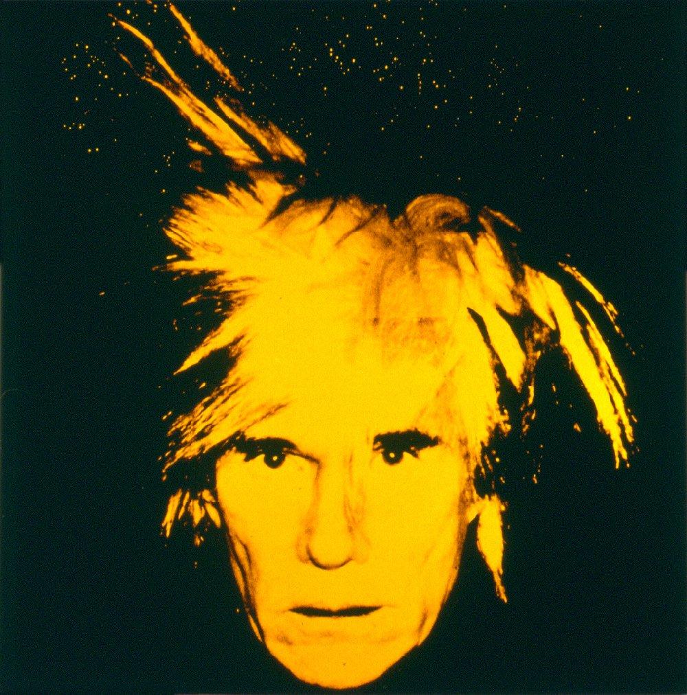 andywarhol self portrait 1986