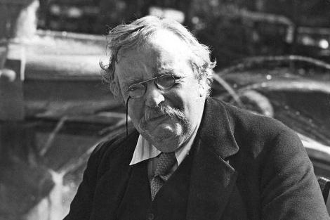 L Angolo Di Gilbert K Chesterton L Apologia Della