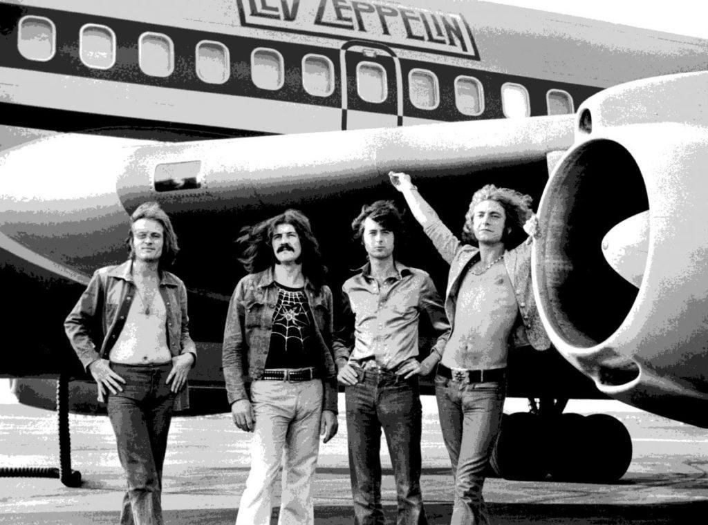 """La """"Scala per il paradiso"""" dei Led Zeppelin"""